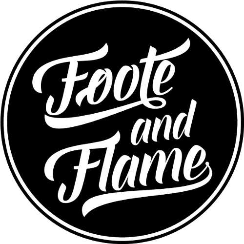 Foote and Flame Logo